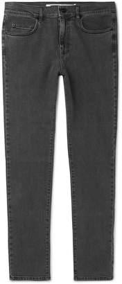 McQ Strummer Slim-Fit Panelled Stretch-Denim Jeans