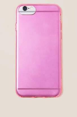 Neon Pink iPhone 6/7/8 Case