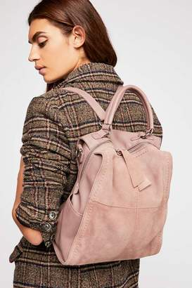 Modaluxe Abbie Suede Backpack