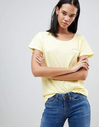 Blend She Cut Sunshine Print T-Shirt
