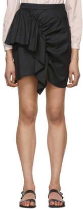Etoile Isabel Marant Grey Nely Miniskirt