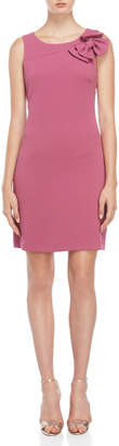 Betsey Johnson Pink Bow Sheath Dress