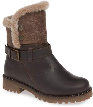 Bos. & Co. Cluster Faux Shearling Waterproof Boot