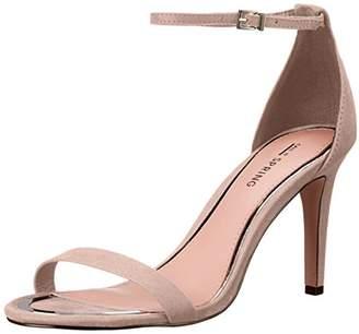 Call It Spring Women's Liraniel Dress Sandal $12.99 thestylecure.com