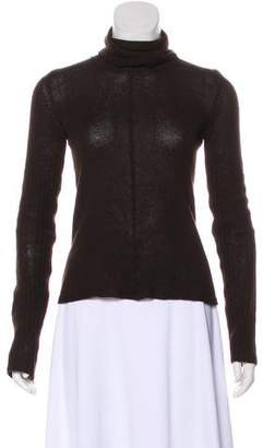 Rick Owens Knit Turtleneck Sweater