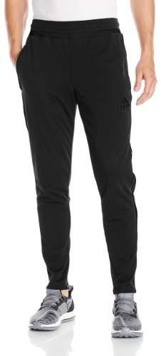 adidas Men's Athletics Tiro Training Pants, Black/White, 3X-Large (X-Large, Black/black)