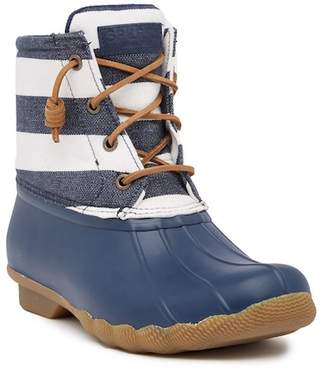Sperry Saltwater Prints Waterproof Cold Weather Duck Boot