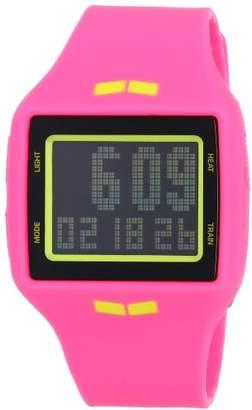 Vestal Unisex HLMDP011 Helm Surf & Train Digital Pink Sport Watch