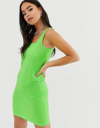 Noisy May Erin boydcon singlet mini dress