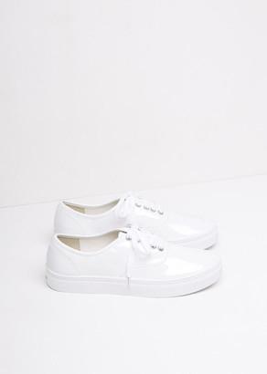 Junya Watanabe Patent Sneaker $315 thestylecure.com