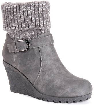 7620be090 Winter Wedge Boots - ShopStyle