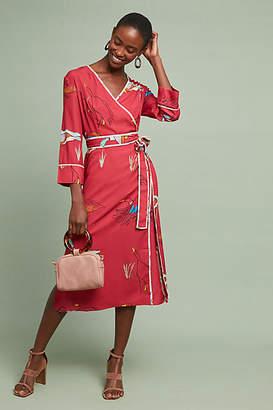 Rachel Antonoff Willow Wrap Dress