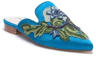 Jeffrey Campbell Claes Appliqu? Loafer Mule (Women)