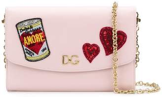 Dolce & Gabbana wallet crossbody bag