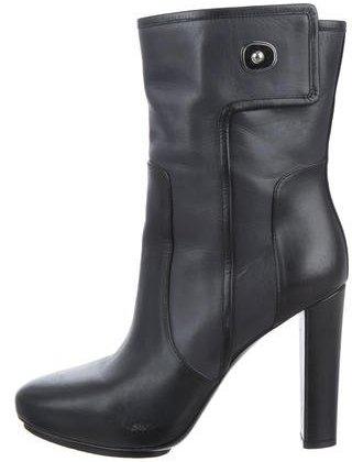 Balenciaga Balenciaga Leather Ankle Boots
