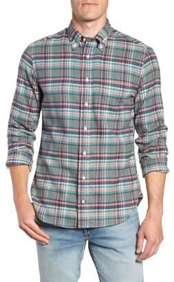 Gitman Regular Fit Candy Flannel Shirt
