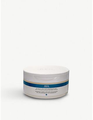 REN Atlantic Kelp and Magnesium Salt Anti-fatigue Exfoliating Body Scrub 150ml