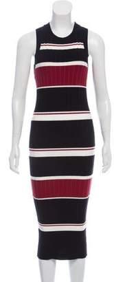 Veronica Beard Sleeveless Midi Dress