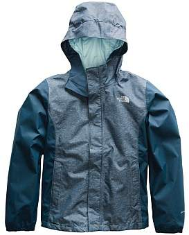 The North Face G Resolve Reflective Blue Wing Teal (Girls 8-14 Years)