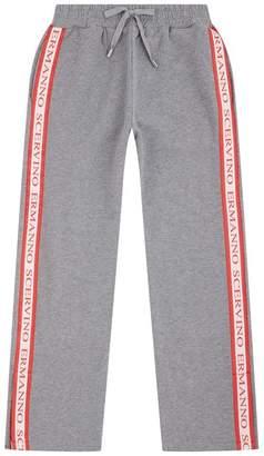 Ermanno Scervino Logo Side Sweatpants