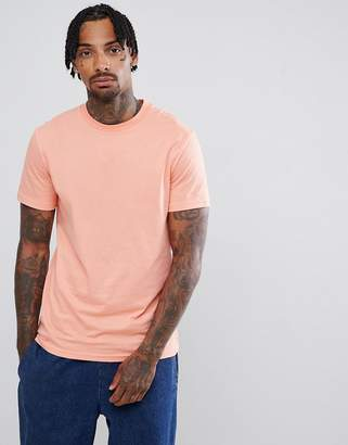 Weekday Alan T-Shirt Pink