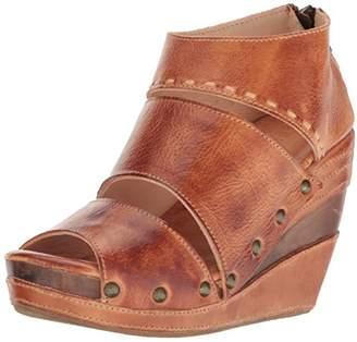 bed stu Women's Jessie Wedge Sandal $185 thestylecure.com