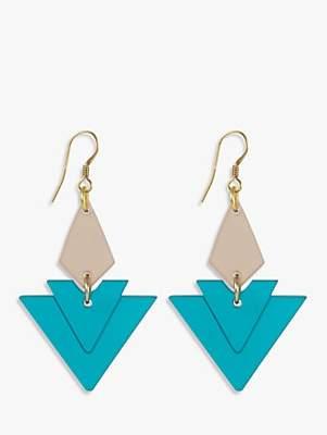 Toolally Diamonds Drop Earrings