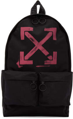 Off-White Black Arrows Backpack