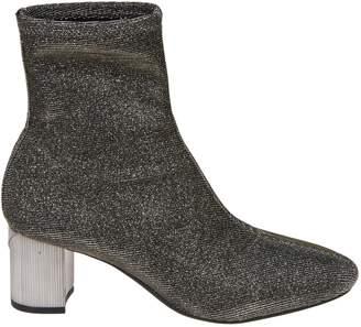 MICHAEL Michael Kors Shiny Ankle Boots