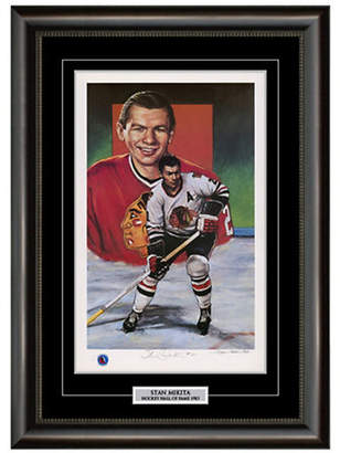 HERITAGE HOCKEY Stan Mikita Chicago Blackhawks Signed Limited Edition Framed Print