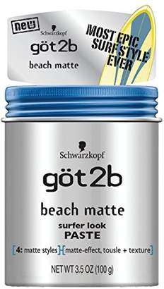 Got2b Beach Matte Surfer Look Paste