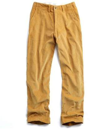 E. Tautz Core Field Corduroy Trousers in Dark Acorn