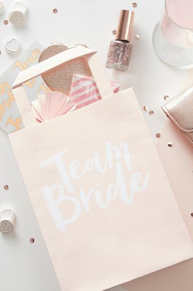 boohoo Ginger Ray Team Bride Hen Gift Bags 5 Pck