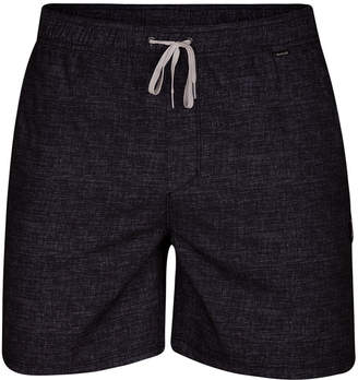 "Hurley Men's Heathered 17"" Board Shorts"