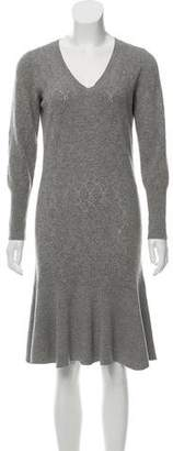 Louis Vuitton Wool Sweater Dress