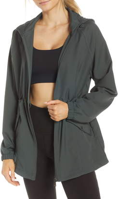 Zella Step Out Hooded Jacket