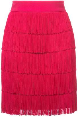 Stella McCartney tassled skirt