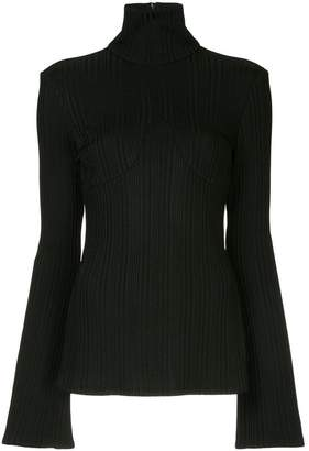 Ellery turtle neck knitted top