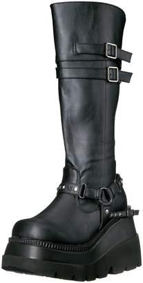 Demonia Women's Sha101/Bvl Boot