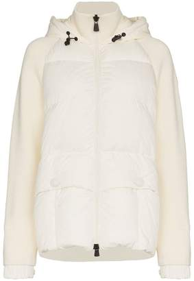 Moncler Maglione Padded Jacket