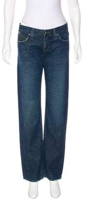 Habitual Mid-Rise Straight-Leg Jeans w/ Tags