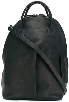 Marsèll embossed logo backpack