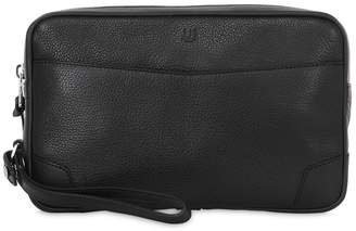 Dunhill Boston Pochette Leather Bag