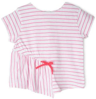 Sprout NEW Girls A-Line Tie Top TGS19033 Pink