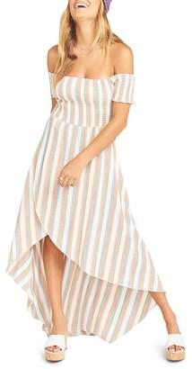 Show Me Your Mumu Willa Off-the-Shoulder Maxi Dress - 100% Exclusive