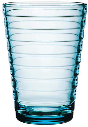 Iittala Set of 2 Aino Aalto Tumblers - Light Blue