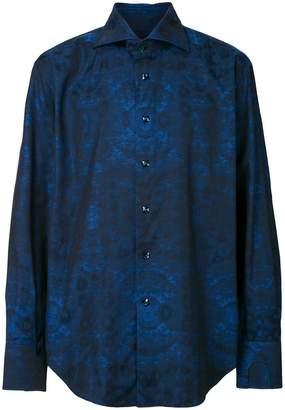 Billionaire kaleidoscope print shirt