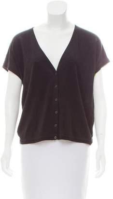 Eileen Fisher Short Sleeve V-Neck Top