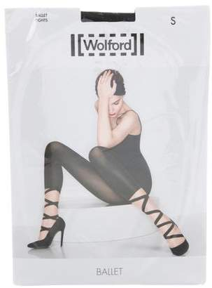 Wolford Sheer Ballet Tights w/ Tags