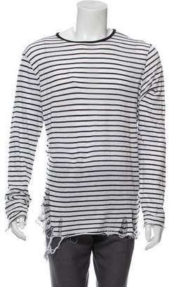 Amiri Lightweight Striped Sweater